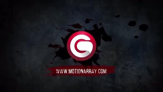 Dark Titles Logo: Premiere Pro Templates