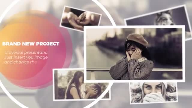 Happy Elegant Slideshow: After Effects Templates