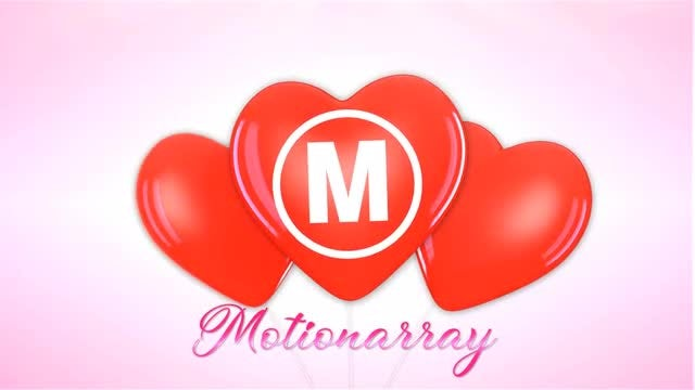 Valentine Day Heart: After Effects Templates