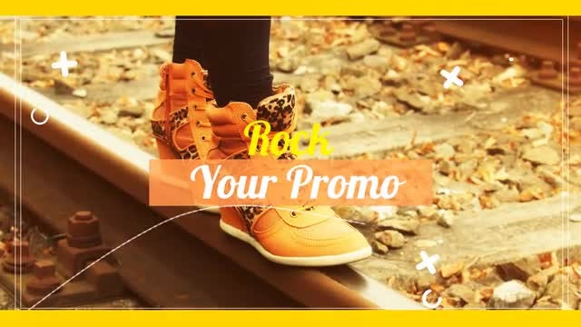 Rock Your Promo: After Effects Templates
