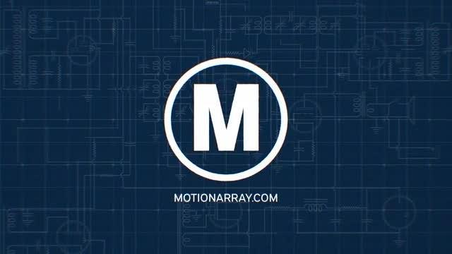Blueprint Logo: After Effects Templates