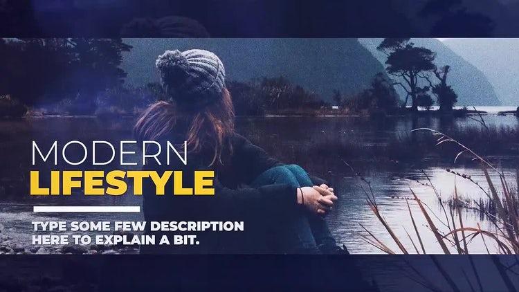 Modern Lifestyle: Premiere Pro Templates