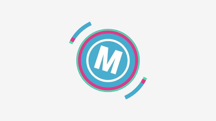 Circle Logo Reveal: Premiere Pro Templates