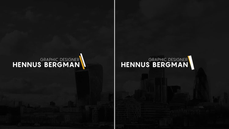 10 Minimal Titles v1: After Effects Templates