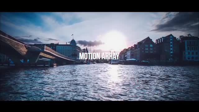 Modern Cinematic Promo: After Effects Templates