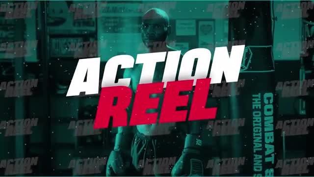 Action Reel: Premiere Pro Templates