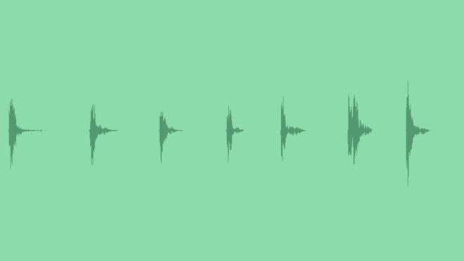 Bullet Ricochet: Sound Effects