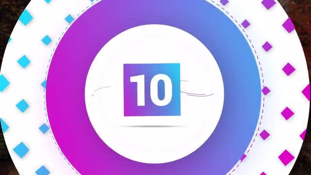 Top 10 Transition: Stock Motion Graphics