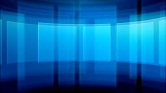 Blue Panes: Motion Graphics