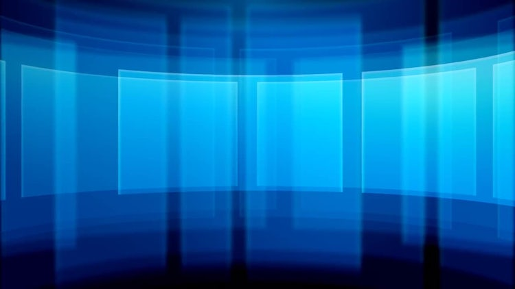 Blue Panes: Stock Motion Graphics