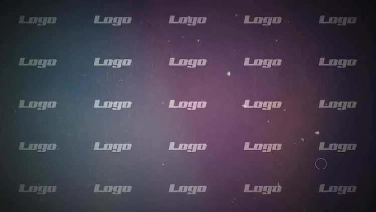 Grunge Glitch Logo: After Effects Templates