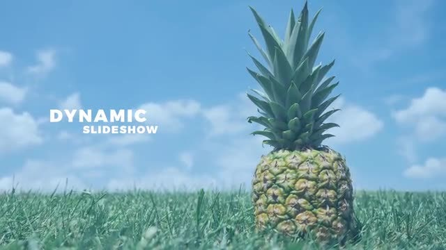 Simple Positive Slideshow: After Effects Templates