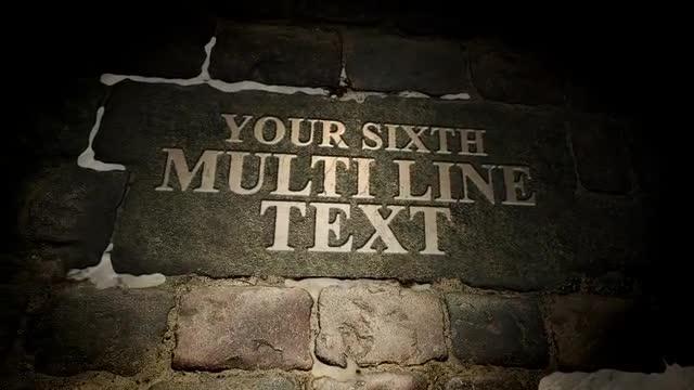 Text On Stones 168828