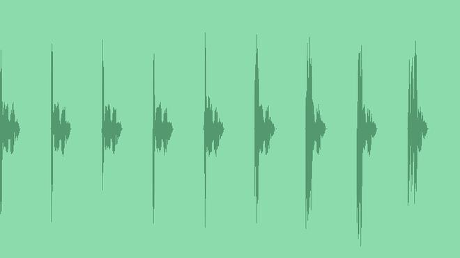 Bubble Pops: Sound Effects