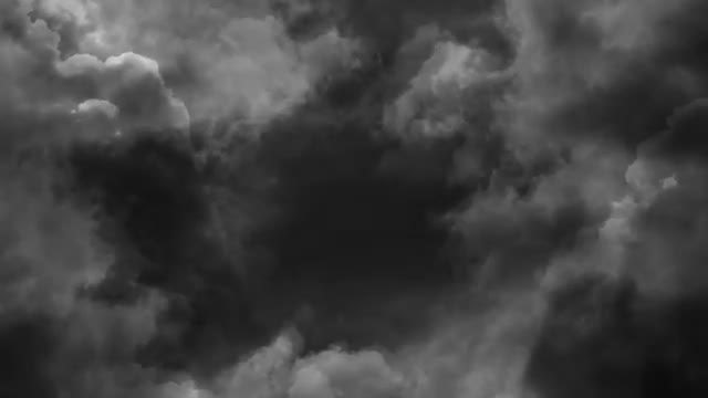 Storm Clouds Loop: Stock Motion Graphics
