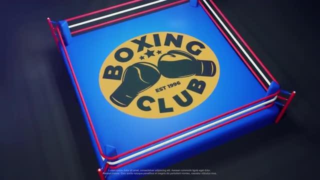 Fight Logo: Premiere Pro Templates