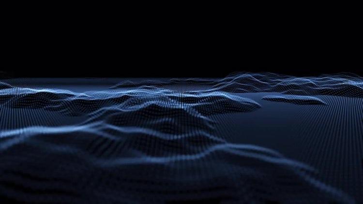 Digital Landscape: Stock Motion Graphics