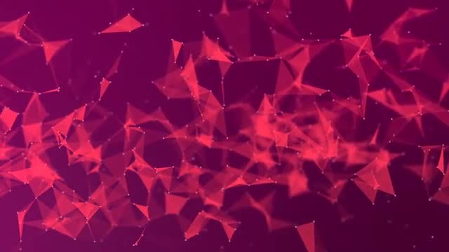 Plexus Abstract Background 01: Stock Motion Graphics