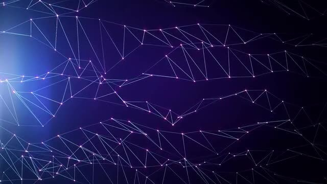 Wavy Line Flow: Stock Motion Graphics