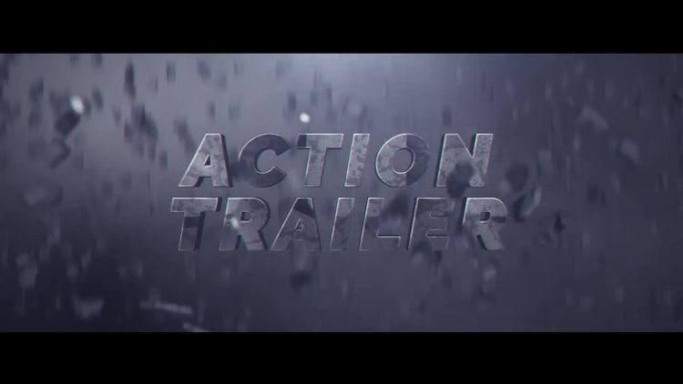 Cracked Title Design: Motion Graphics Templates