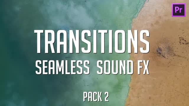 Action Seamless Transitions Pack 2: Premiere Pro Templates