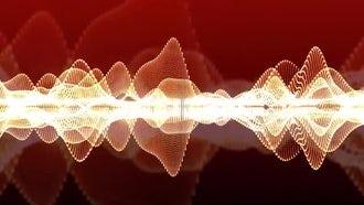 Particle Waveform: Motion Graphics