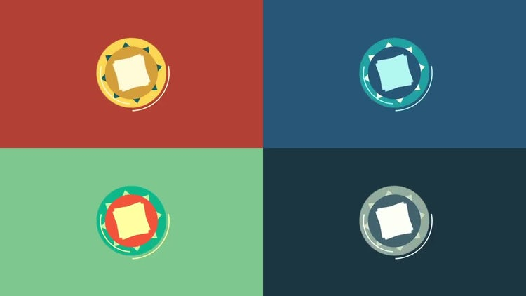 Epic Shape Logo: After Effects Templates