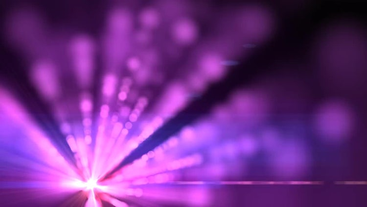 Pink Particle Burst: Motion Graphics