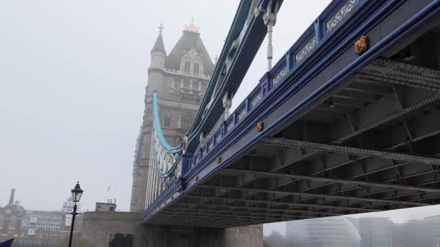 Tower Bridge: Stock Video