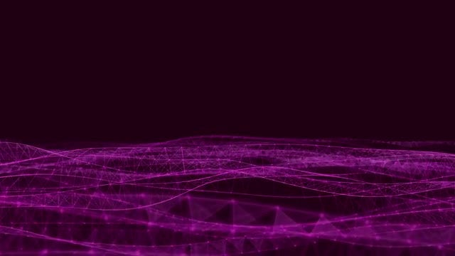 Plexus Abstract Background 02: Stock Motion Graphics