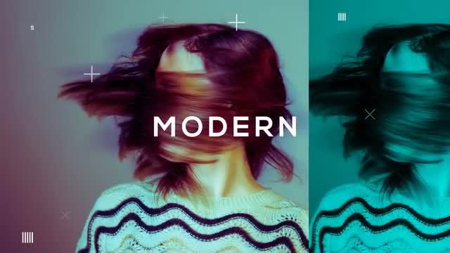 Abstract Stylish Opener: After Effects Templates