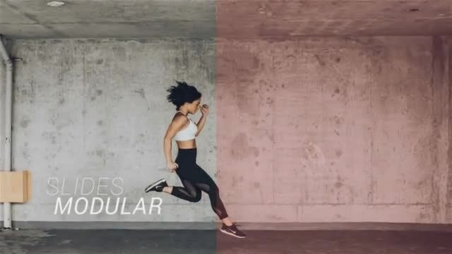 Luxury Brand Slideshow: After Effects Templates