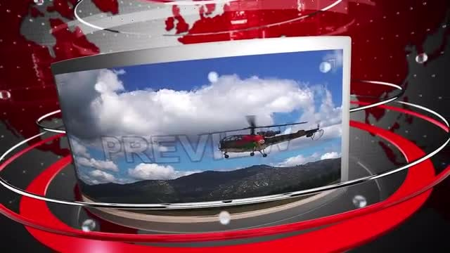 News Package 1: After Effects Templates