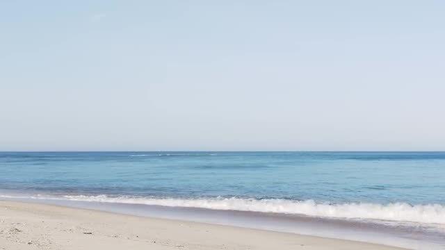 Beach: Stock Video