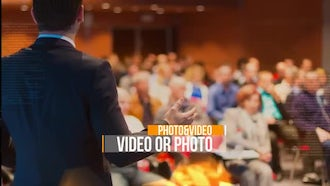 Conference Opener: After Effects Templates