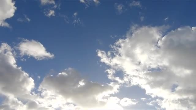 Clouds Time-Lapse: Stock Video