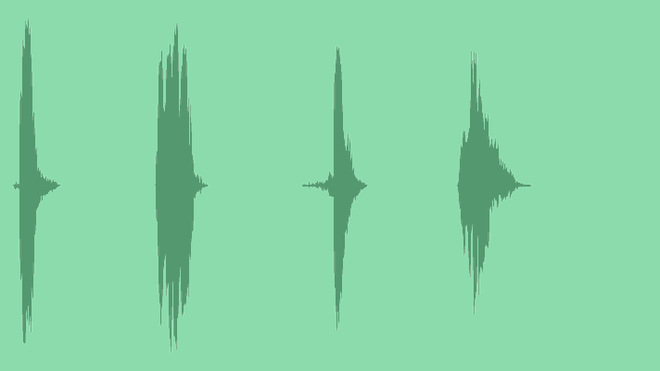 Holographical Display Transitions: Sound Effects