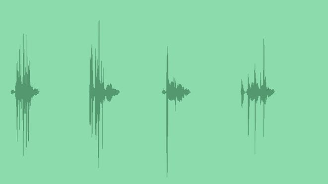 Goofy Zany: Sound Effects