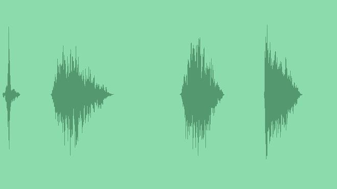 Steam Vapor: Sound Effects