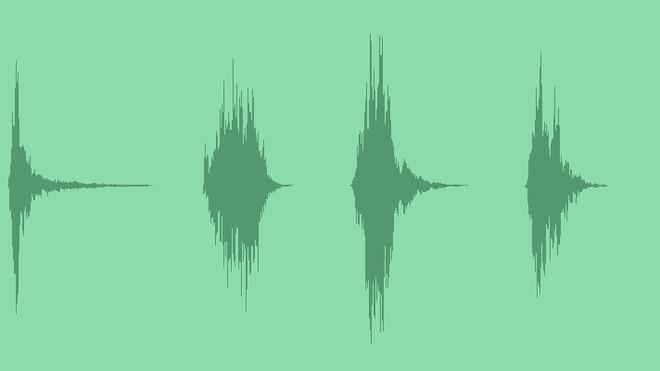 Ambiance Collect Bonus: Sound Effects