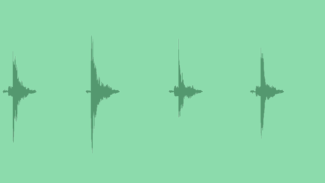 Glassy Surface Sfx: Sound Effects