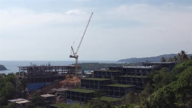 Construction: Stock Video
