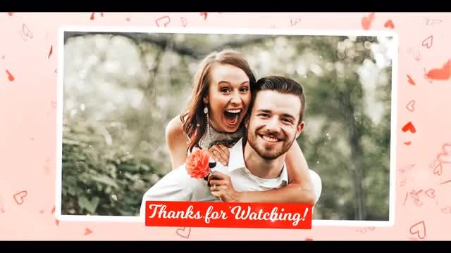 Valentine's Day Kit: After Effects Templates