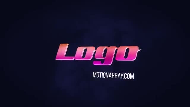 Short Modern Logo: After Effects Templates