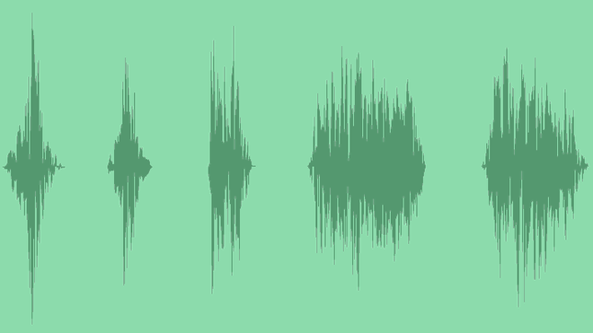 Window Slide: Sound Effects
