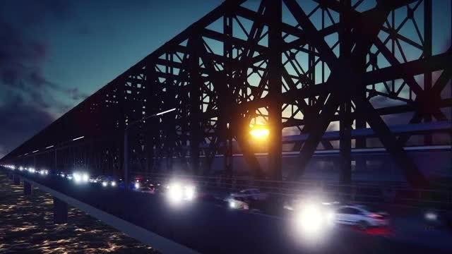 Bridge: Stock Motion Graphics