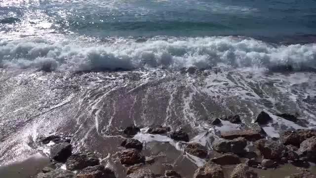 Ocean Waves: Stock Video