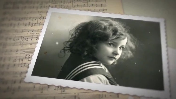 Retro Photo Memories: After Effects Templates