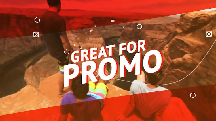 Summer Slide: After Effects Templates