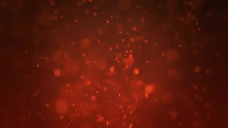 Particle Dance Background: Motion Graphics